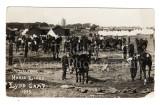 01 Territorial Horse Lines Lydd Camp 1909 Postcard Photo by F Bertram.jpg