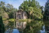 giardino inglese laghetto dei cigni