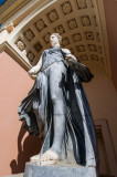 giardino inglese aperia statua di Cerere