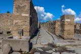 Pompei's ruins