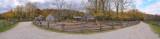 Old Bethpage Village Restoration Panorama
