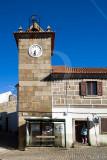 Torre do relógio em Proença-a-Velha