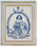 D. Catarina de Bragança, por Clara Gomes