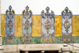 Azulejos da Fábrica Viúva Lamego