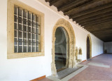 Portal Manuelino do Convento de S. Francisco (Monumento Nacional)