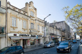 Conjunto arquitectónico constituído pelos edifícios da Casa Paris; Ourivesaria Matias e Pastelaria Avenida (CIP)