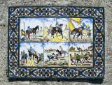 D. Quixote em Azulejos