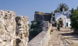 As Muralhas de Evoramonte e a Igreja da Misericórdia