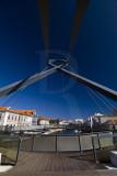 A Ponte Pedonal Circular de Aveiro