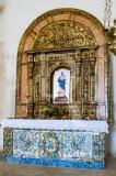 Retábulo Barroco Pertencente à Capela de Santa Catarina do Forte do Belixe