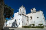 As Duas Torres da Igreja de Santa Maria do Castelo (MN)