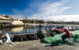O Porto de Pesca de Sines