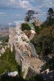 Monumentos de Sintra - Castelo dos Mouros