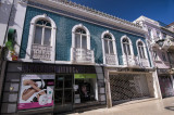 Rua Alm. Cândido dos Reis - Edifício da Farmácia Branco Lisboa