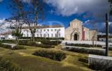 Igreja e claustro do extinto convento de São Francisco (MN)