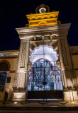 A Iluminação do Mercado de Loulé