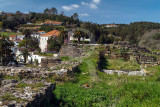 As Ruínas do Castelo de Alcobaça (IIP)