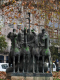 Os Quatro Cavaleiros do Apocalipse (Gustavo Bastos - 1956)
