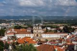 O Mosteiro de Alcobaça em 27 de Maio de 2011