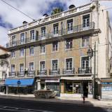 Edifíco na Rua da Palma, 17-29 (Imóvel de Interesse Público)