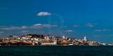 Lisboa, da Ribeira das Naus a Santa Apolónia, em 19 de julho de 2004