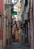 Alfama em 22 de Julho de 2012 - Rua da Galé