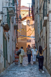 Alfama em 22 de julho de 2012 - Rua da Regueira