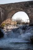 Ponte Sobre o Rio Anços
