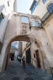 Muralhas de Coimbra incluindo o Arco Pequeno de Almedina (MN)