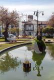 Jardim da Rua Pe. Alfredo Pinto Teixeira