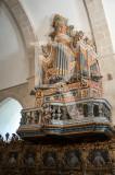 O Órgão da Igreja de São João de Tarouca