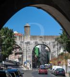 O Aqueduto no Alto do Carvalhão