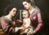 Casamento Místico de Santa Catarina (Bartolomé Esteban Murillo, 1640 / 1655)