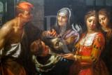 Salomé recebe a Cabeça de São João Baptista (Paulus Moreelse, 1618)