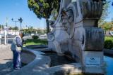 O Chafariz em Frente ao Palácio de Queluz