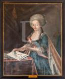 D. Carlota Joaquina, em Évora