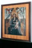 Virgem do Leite (Oficina de Frei Carlos - séc. XVI)