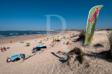 Praia de Peniche de Cima em 12 de setembro de 2013