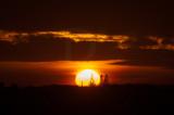 Nascer do Sol no Nadadouro