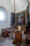 O Batistério da Igreja Matriz de Tomar