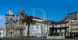 Monumentos de Porto - Conjunto Constituído Pela Igreja dos Carmelitas Descalços e Igreja de N. S. do Monte do Carmo
