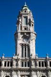 A Torre do Relógio da Câmara do Porto
