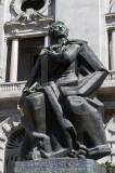 Monumento a Almeida Garrett (Barata Feyo - 1951)