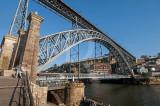 A Ribeira e a Ponte Luiz I