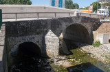 A Restaurada Ponte Filipina de Carenque de Baixo