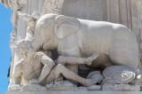 Detalhes do Monumento a D. José
