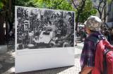 Recordações do 25 de Abril no Largo do Carmo (Foto: Mário Varela Gomes - Estudante de Arquitetura)