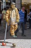 As Animações de Rua no Chiado