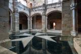 Claustro do Mosteiro de Flor da Rosa (MN)