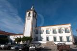 A Câmara Municipal de Arronches e a Torre do Relógio
